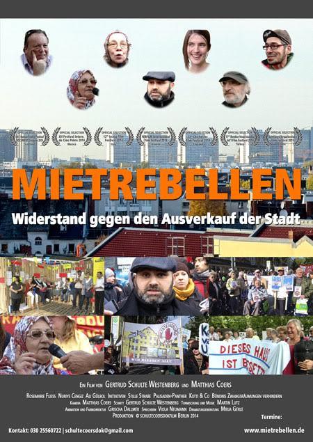 Film: Mietrebellen (OmeU) + Diskussion, Im Projektraum, Sonntag 14.2. ab 19 Uhr